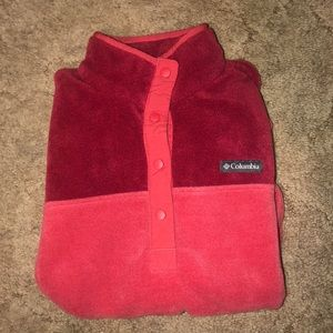 Columbia Half Snap Pullover
